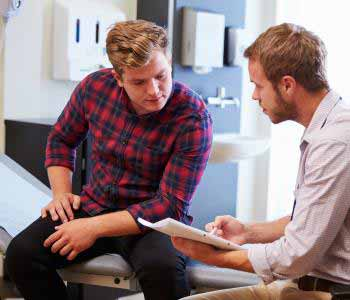 Jeffrey P. Buch, M.D. Frisco area doctor describes the effects of low testosterone levels